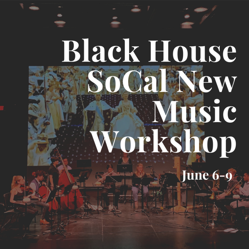 Black house socal 2020